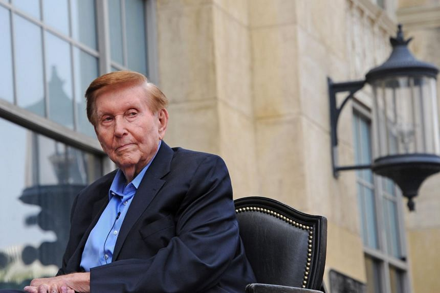 Billionaire Sumner Redstone, media mogul who headed Viacom, dead at 97