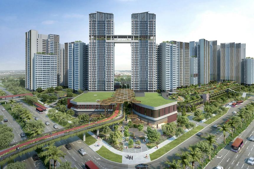 Home buyers keen on the 1,785-unit UrbanVille @ Woodlands project will have to wait around 62 months.