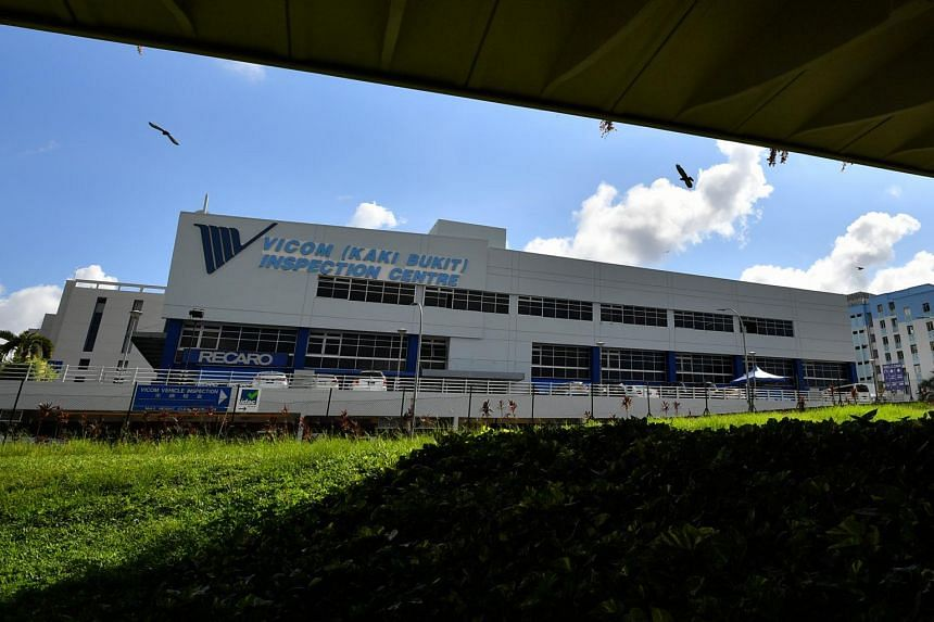 Vicom reported that revenue fell by 22 per cent to $39.8 million for the six months ended June 30.