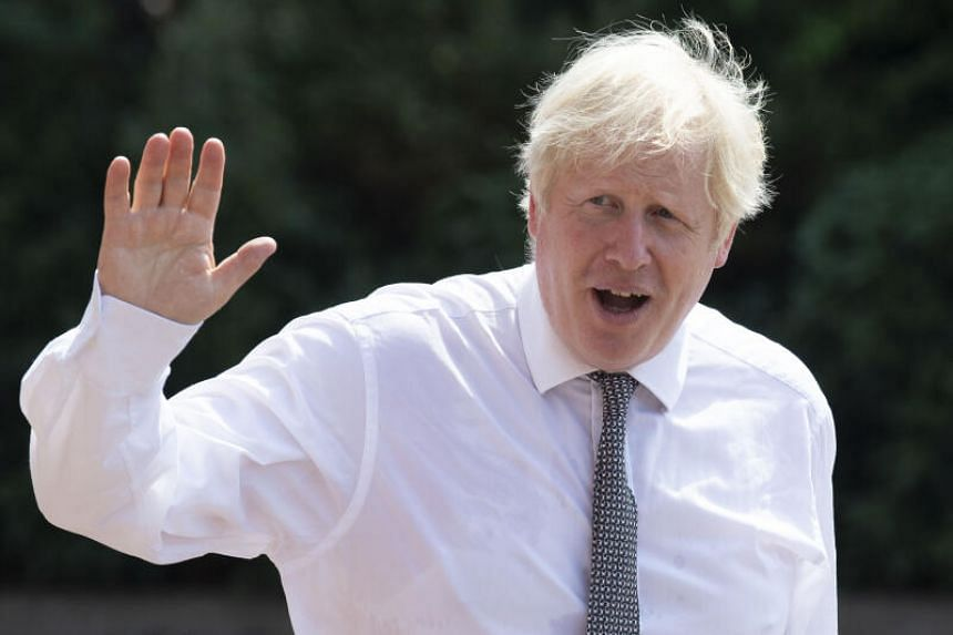 Mr Johnson wants to firm up ties badly strained by several years of acrimonious Brexit negotiations.