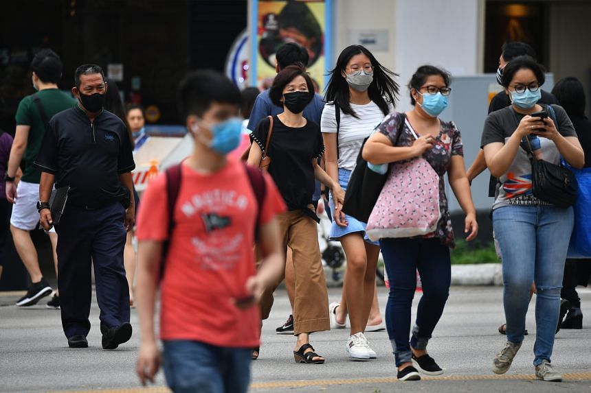 Singapore has reported a total of 55,497 coronavirus cases so far.