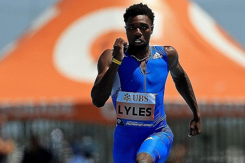 World 200m champion Noah Lyles of the United States will face a top field at the Monaco meet that includes Ramil Guliyev, Christophe Lemaitre and his younger brother, 22-year-old Josephus.