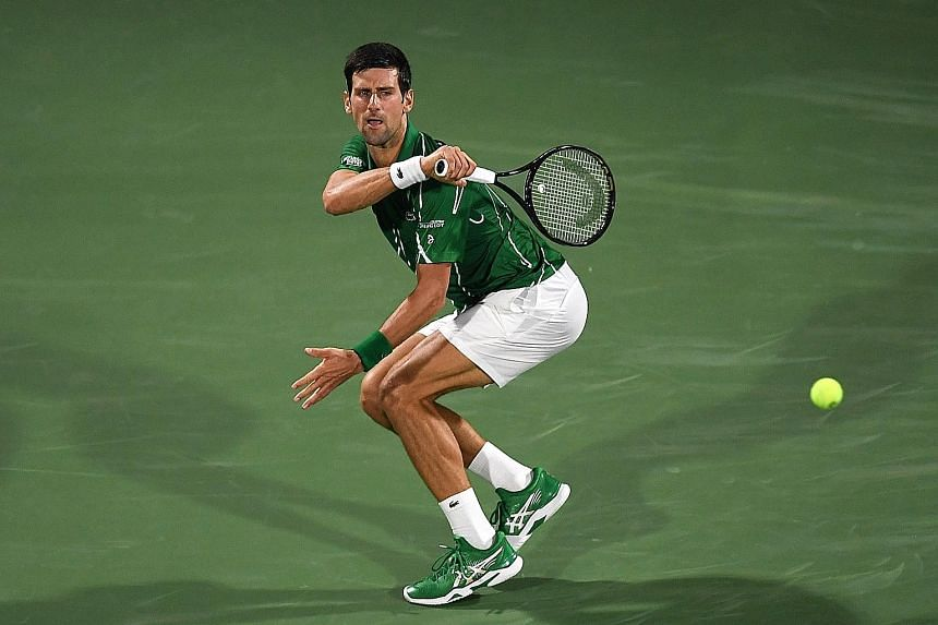 Omni Sports: Djokovic says he will play at US Open
