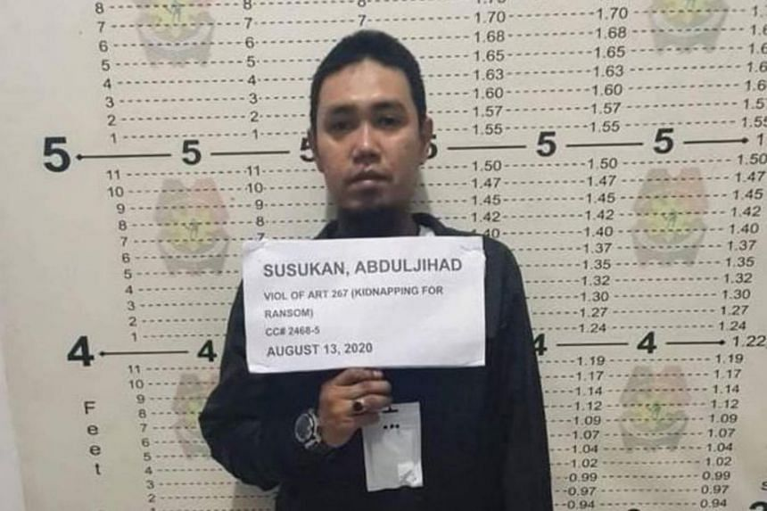 """""""Idang"""" Susukan has a total of 34 warrants of arrest against him for killings and kidnappings in southern Philippines and the east coast of Sabah."""