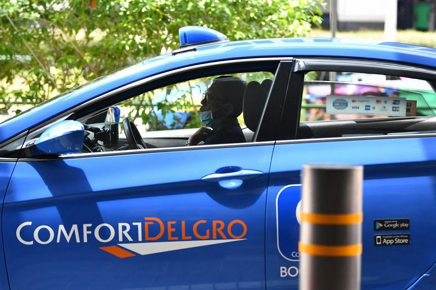 ComfortDelGro said it would have spilt a lot more red ink if not for Covid-19 relief from the Government.