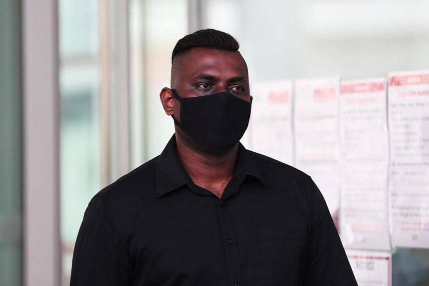 Kumaran Roy Rajendran was sentenced to one week in jail and a $4,700 fine for his various offences.