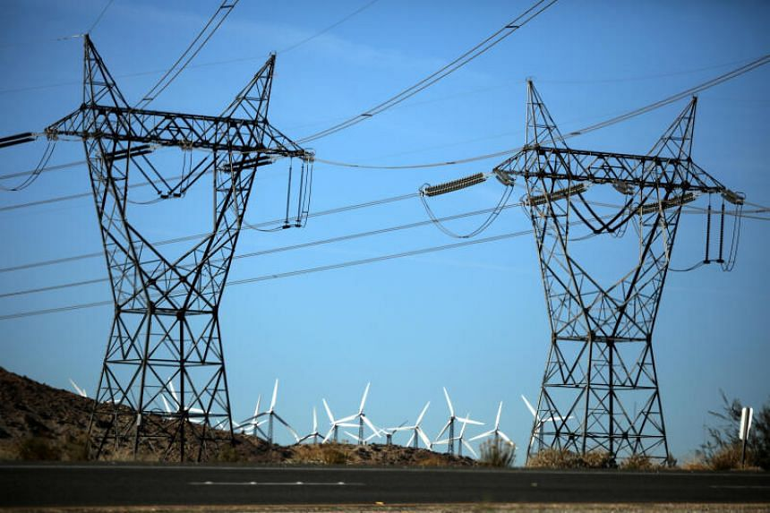The bulk of the outages came from PG&E Corp.