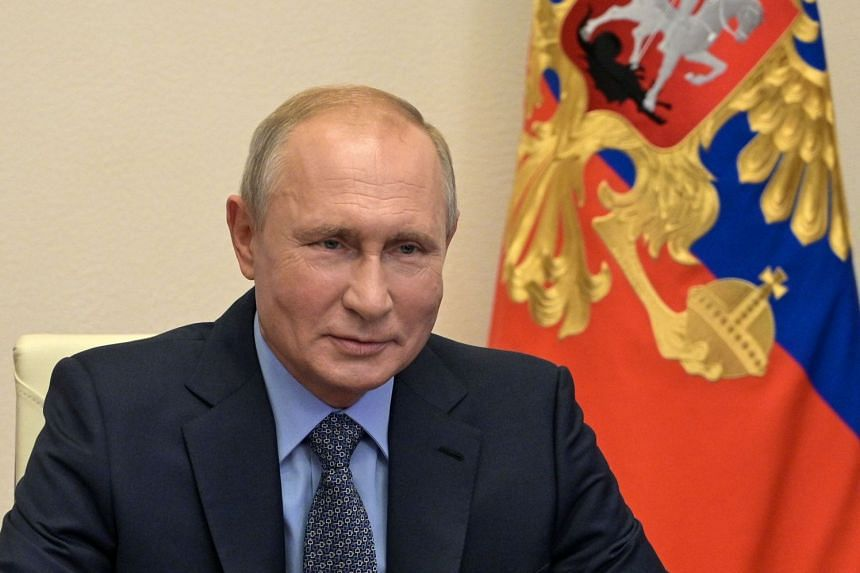 Russia S Vladimir Putin Proposes A World Powers Summit To Avoid Un Confrontation Over Iran Europe News Top Stories The Straits Times