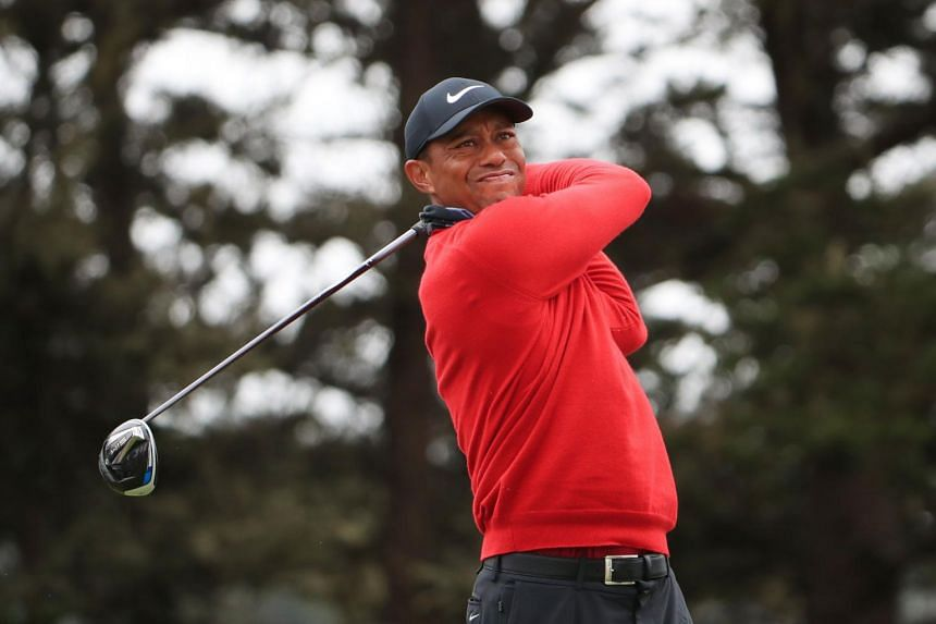 Tiger Woods had struggled with back issues and skipped events before the golf season was shut down in March 2020.