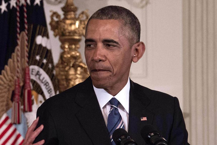 Former US president Barack Obama pointed to President Donald Trump's recent remarks linking his opposition to US$25 billion in emergency funding for the US Postal Service to his fears about mail-in ballots.