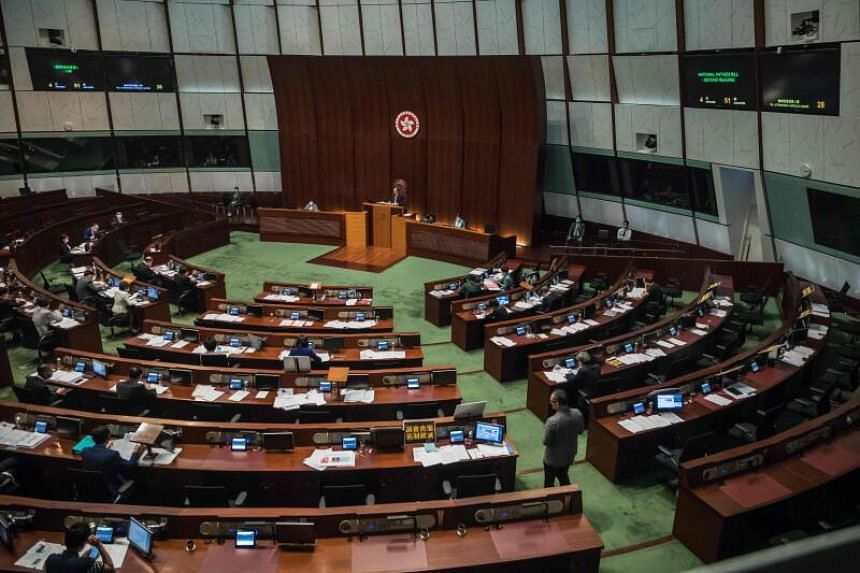 Hong Kong's chief secretary for administration Matthew Cheung said Beijing's decision is constitutional, legitimate and reasonable.