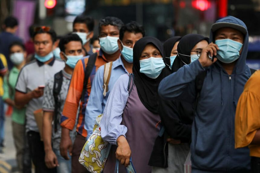 The D614G mutation of the coronavirus was discovered by the Malaysian Institute for Medical Research in four cases from two Covid-19 clusters in the country.