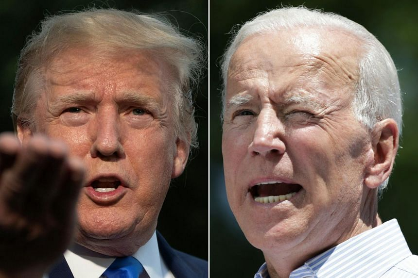 Trump counters Biden with law-and-order message in Midwest