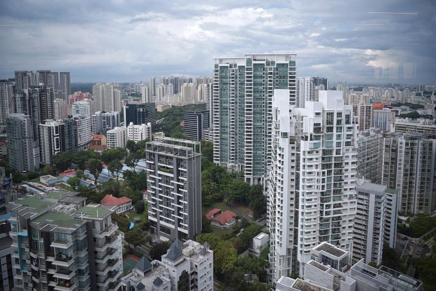 There were 869 private homes launched in July, up nearly 46 per cent from 597 units in June.