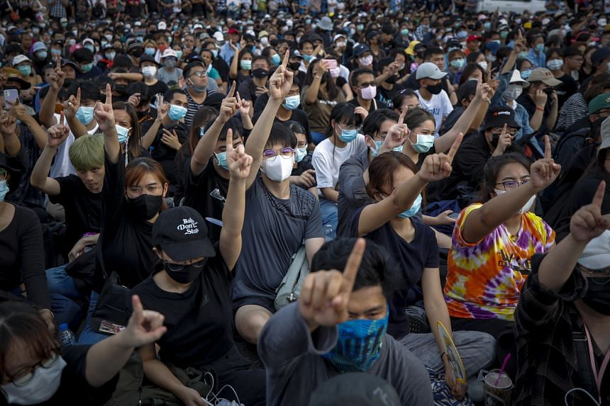 Protesters have vowed to continue taking action until their demands are met.