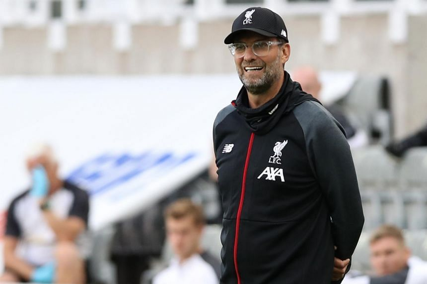 Jurgen Klopp claims he may quit football when Liverpool contract ends