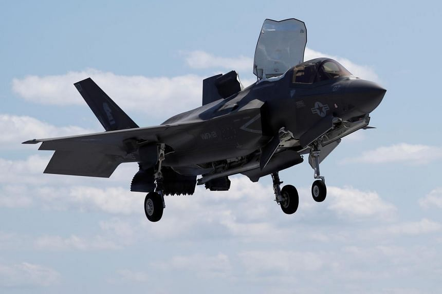 "Washington has reportedly planned a ""giant"" sale of F-35 jets and drones to the UAE."