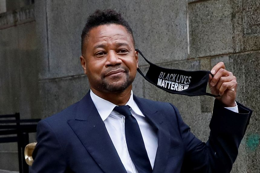 Cuba Gooding Jr. accused of rape following charges of sexual harassment