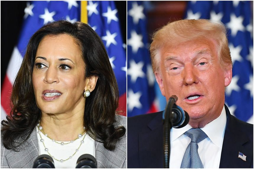 Ms Kamala Harris will likely aim to speak directly to millions of women, young Americans and voters of colour.