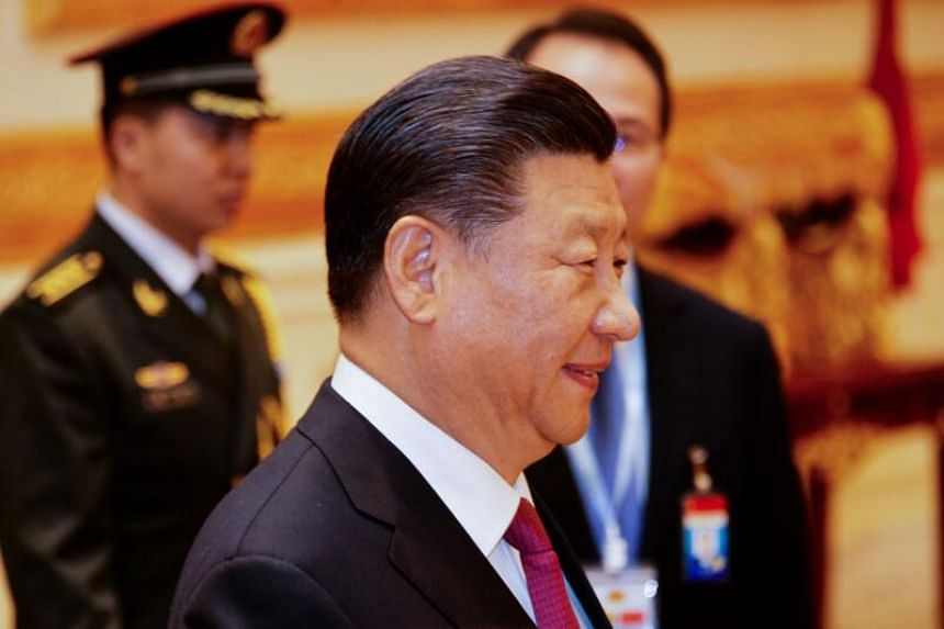 Such campaigns have become an enduring feature of Mr Xi's almost eight-year tenure as China's top leader.