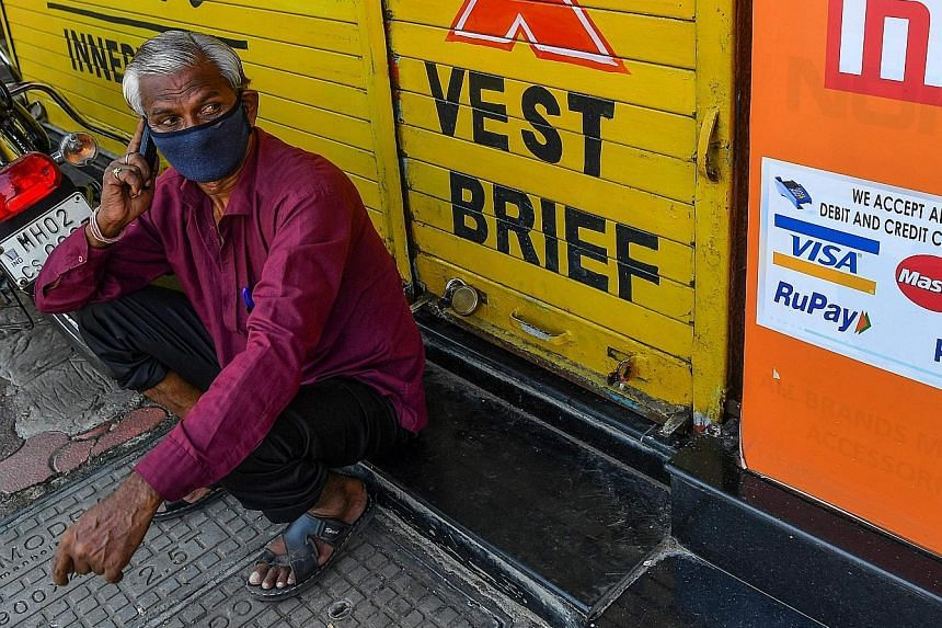 Officials in four Indian states said that accessing call data records was a necessary and accepted method of contact tracing. PHOTO: AGENCE FRANCE-PRESSE