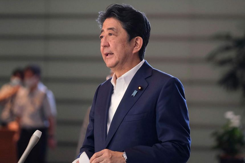 Public dissatisfaction over PM Shinzo Abe's approach to the coronavirus drove his approval ratings to the lowest levels since he took power.