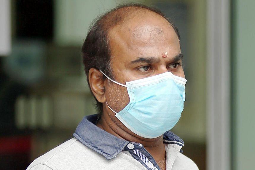 Mr Subramanian Thiruppathi Raj, director of 7Star Restaurant.