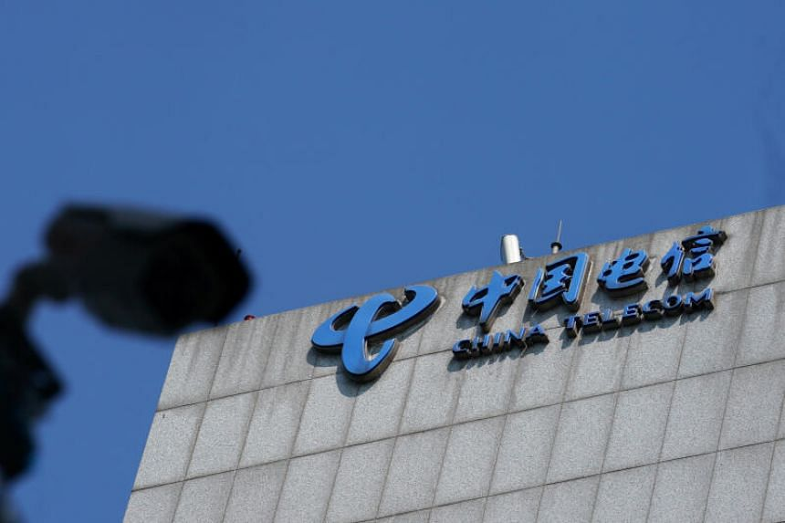 Local state firms like China Telecom have announced plans and procurements aimed at fostering a home-grown tech ecosystem.