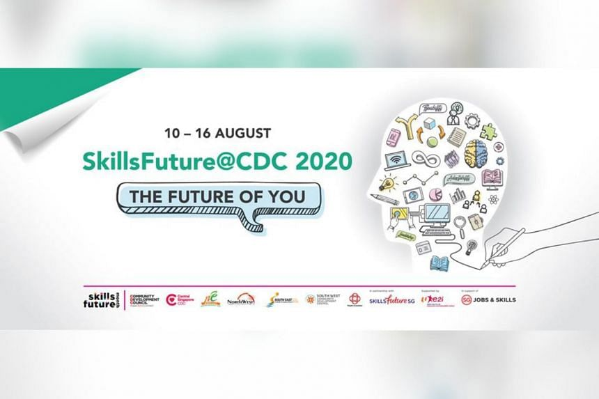 This year's edition of SkillsFuture @ CDC was attended by more than 257,000 participants, compared to 31,240 participants at physical venues last year.