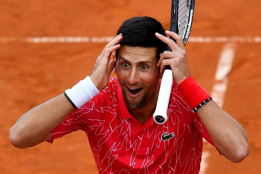 Djokovic was 'very close' to withdrawing from US Open