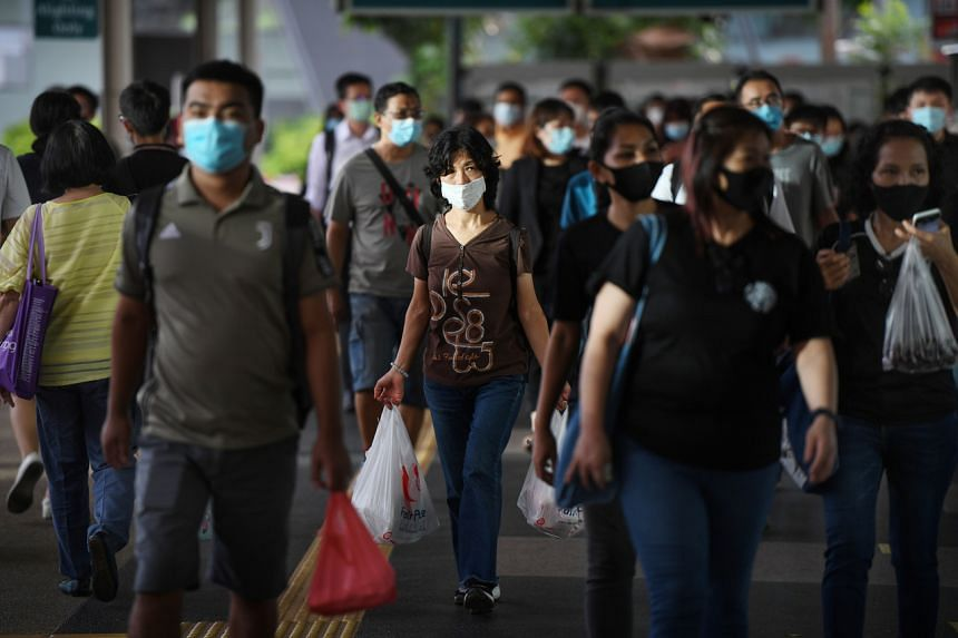 Singapore has reported a total of 56,216 coronavirus cases so far.