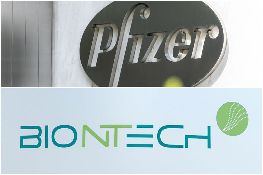 Pfizer and BioNTech SE are continuing to analyse data from the Phase 1 trials in the US and Germany.