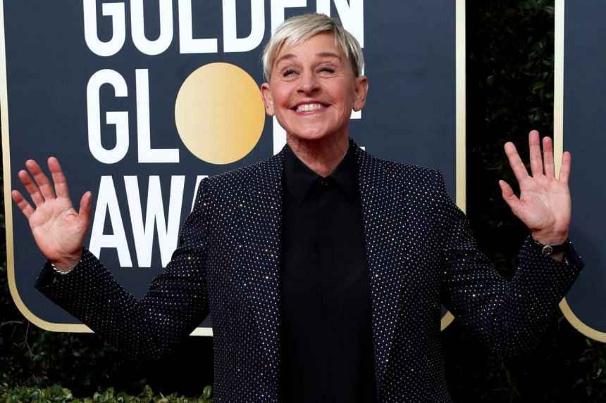 """Ellen DeGeneres apologised to employees for on-set toxicity that occurred """"on her watch""""."""