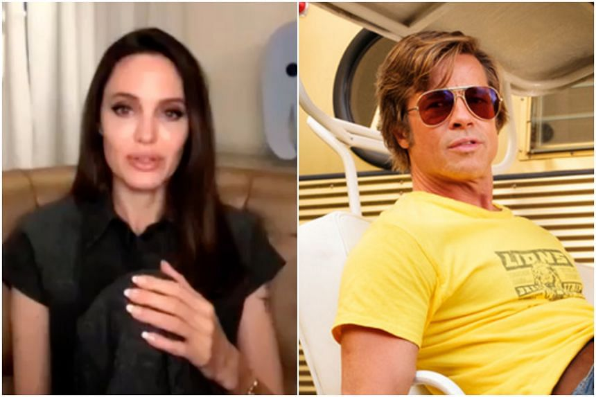 Angelina Jolie and Brad Pitt met on the set of Mr. & Mrs. Smith in 2004, and married in 2014.