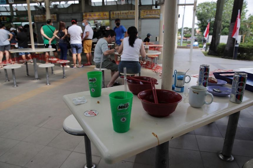 Public cleanliness has remained lacklustre despite numerous initiatives to get people to clean up after themselves.