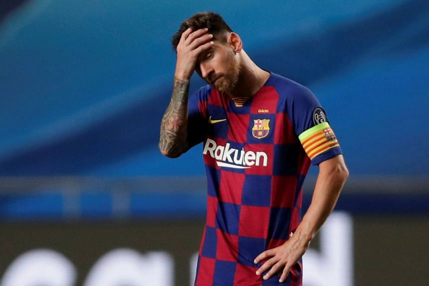 Lionel Messi is unlikely to leave Barcelona immediately due to his S$1.1 billion release clause. His salary, reportedly the highest in football, means few clubs would also be able to afford him.