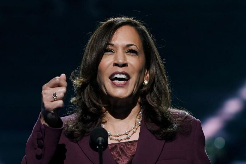 Kamala Harris Viewed From Asia Politics News Top Stories The Straits Times