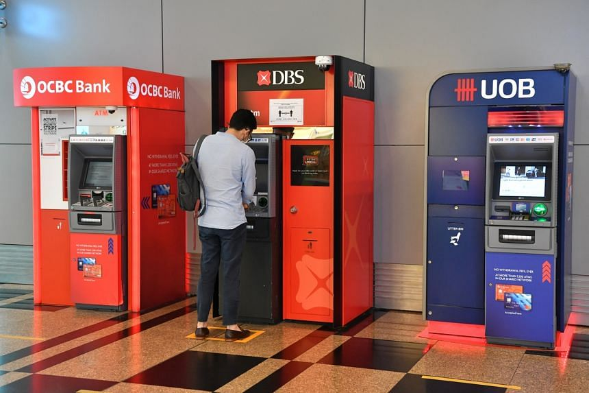DBS, OCBC and UOB are part of the 20 member banks that contribute to the calculation of Sibor.