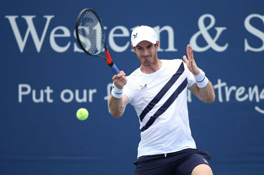 Andy Murray's Western & Southern Open run ended by Milos Raonic