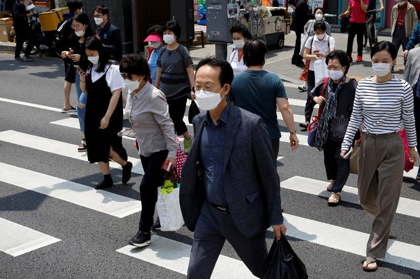 In Seoul, people will now be required to wear face masks in public indoor places, as well as crowded outdoor areas, except while eating or drinking.