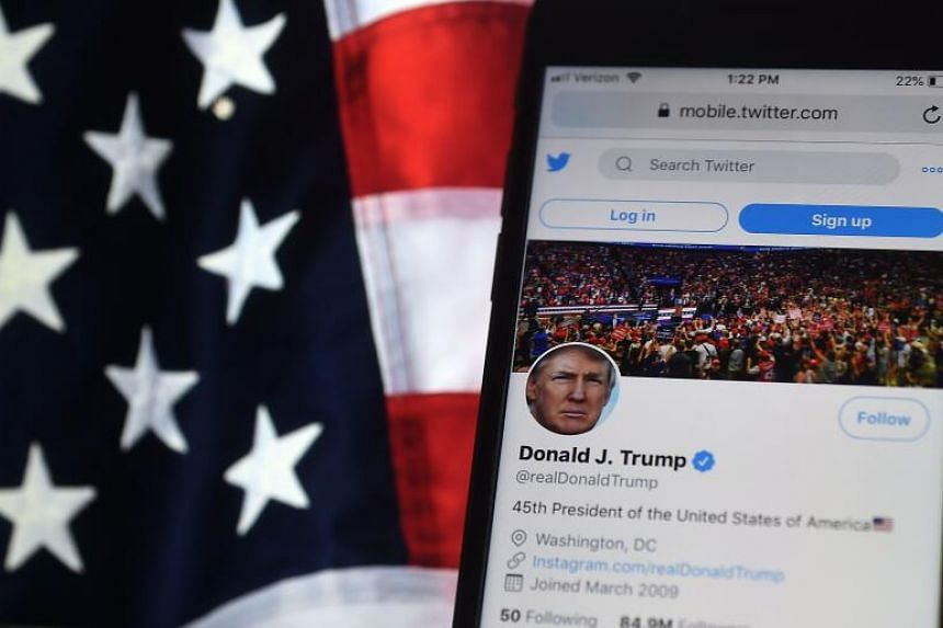 "Twitter said the tweet violated the company's ""civic and election integrity"" rules."