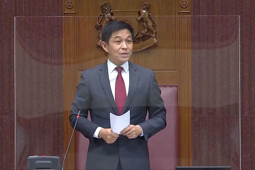 """Speaker of Parliament Tan Chuan-Jin cautioned against the """"wide and easy path"""" towards polarisation and division, populism and """"short-termism""""."""