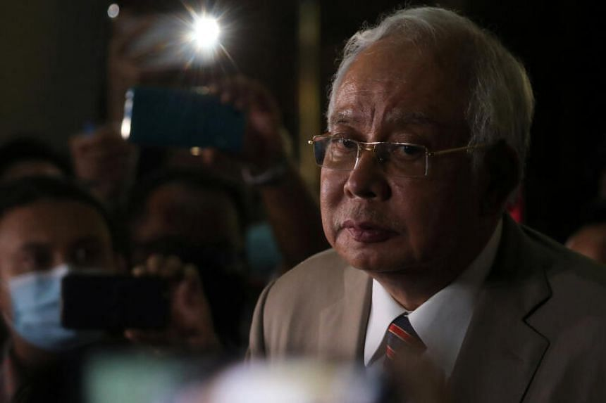 Former Malaysian prime minister Najib Razak said the court verdict had not affected his voter appeal, or that of his party.