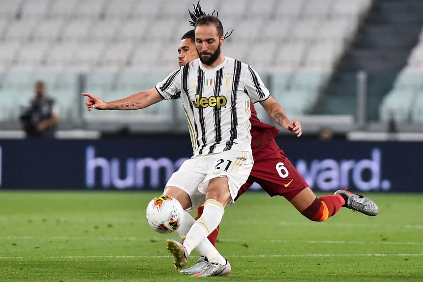 Andrea Pirlo: Gonzalo Higuain to leave, new Juventus manager reveals
