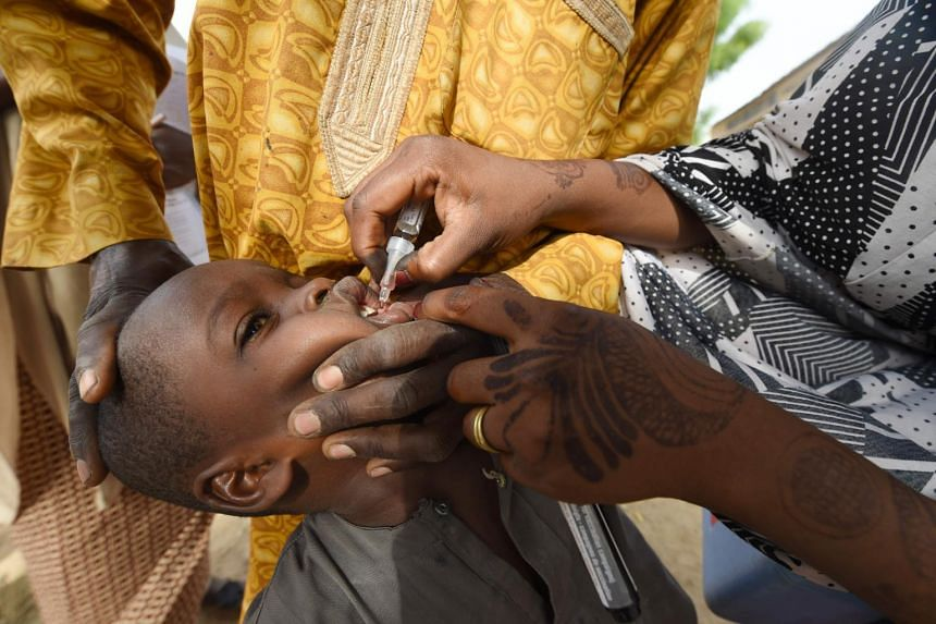 Africa is now free of wild polio!