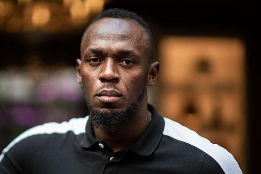 Bolt said he experienced no symptoms, but he urged friends he had been in contact with to take precautions.