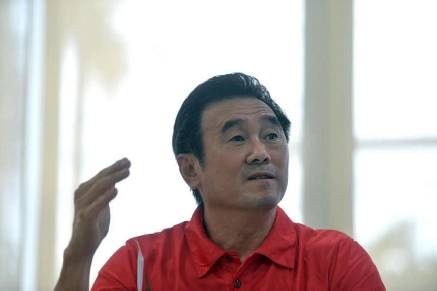 Singapore Athletics president Tang Weng Fei said his decision was not an easy one.