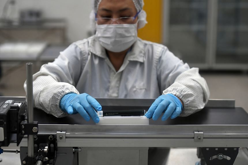 Manufacturing output fell 8.4 per cent last month on a year-on-year basis.