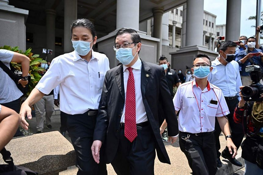 Political parties had filed reports with the MACC, asking it to investigate former finance minister Lim Guan Eng on the matter as soon as possible.