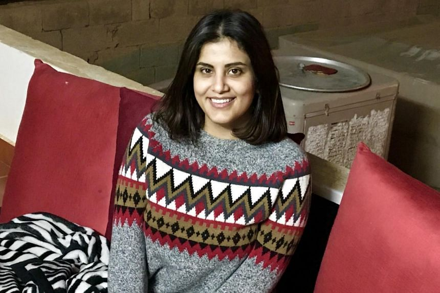 Activist Loujain Al-Hathloul's parents last saw her in early March, before prison visits were halted due to the coronavirus.